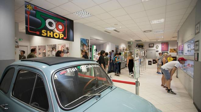 Museo Fiat 500