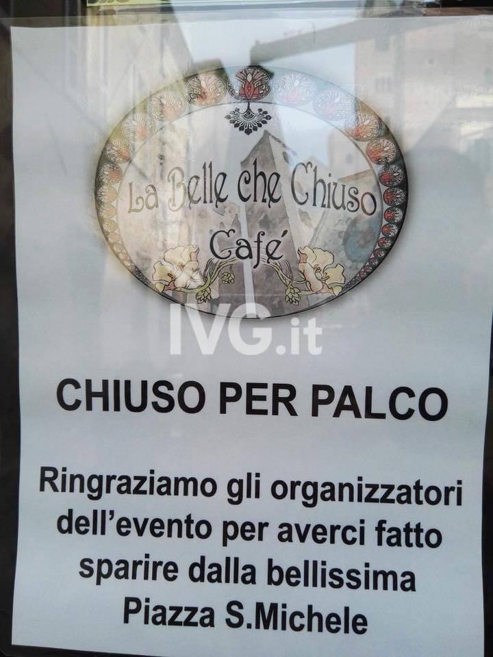 Polemica La Belle Epoque Café Albenga