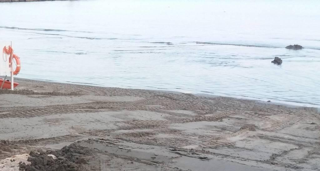 ripascimenti spiagge andora