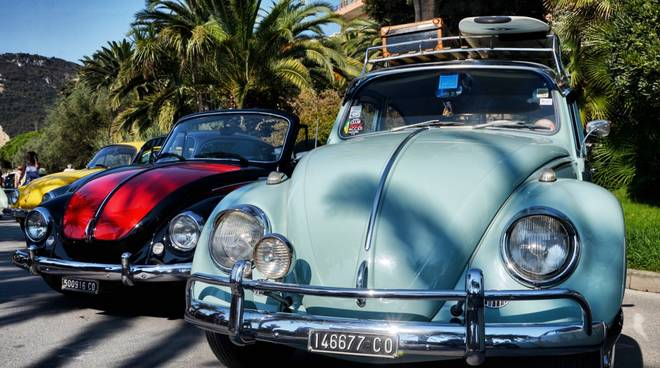 RiVWiera raduno Maggiolini Volkswagen