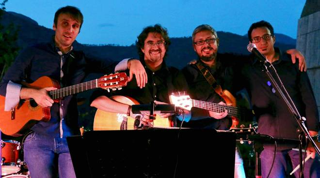 Roberto Frugone Band