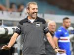 Sampdoria Vs Viterbese Castrense terzo turnpo di Coppa Italia