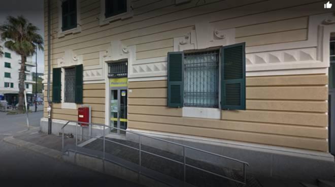 ufficio postale voltri