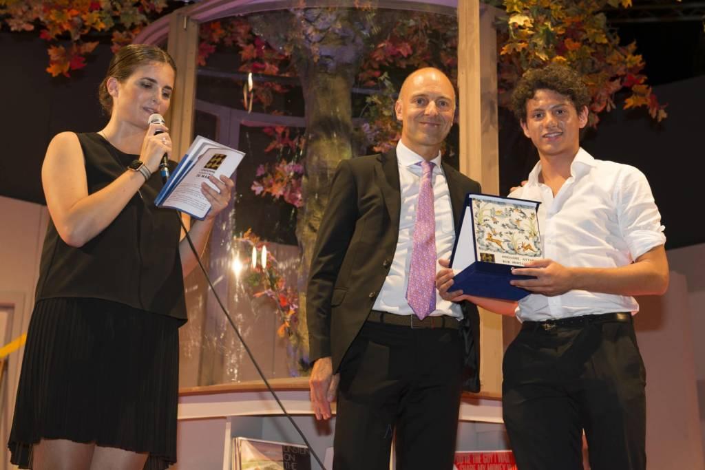 Festival Borgio Premio De Mari Alessio Zirulia