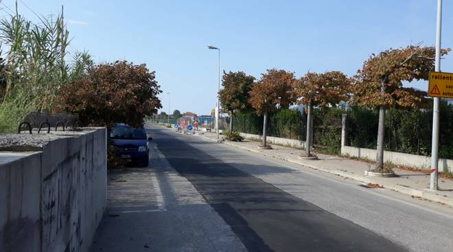 Viale Che Guevara Albenga