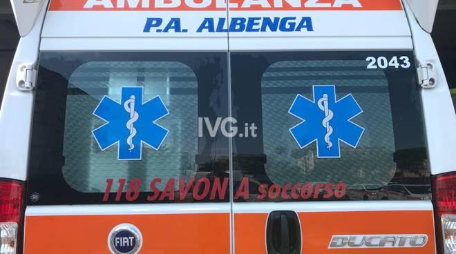 Croce Bianca Albenga
