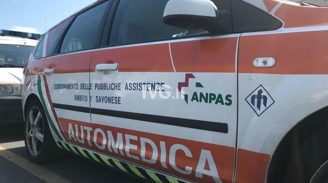 Automedica Croce Bianca Albenga