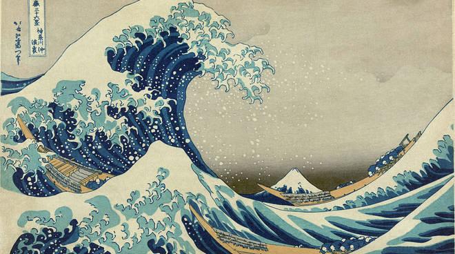 Onda Mare Hokusai