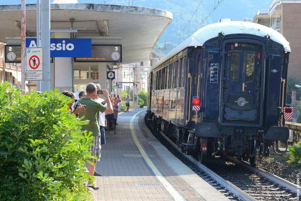 Venice Simplon Orient Express Alassio