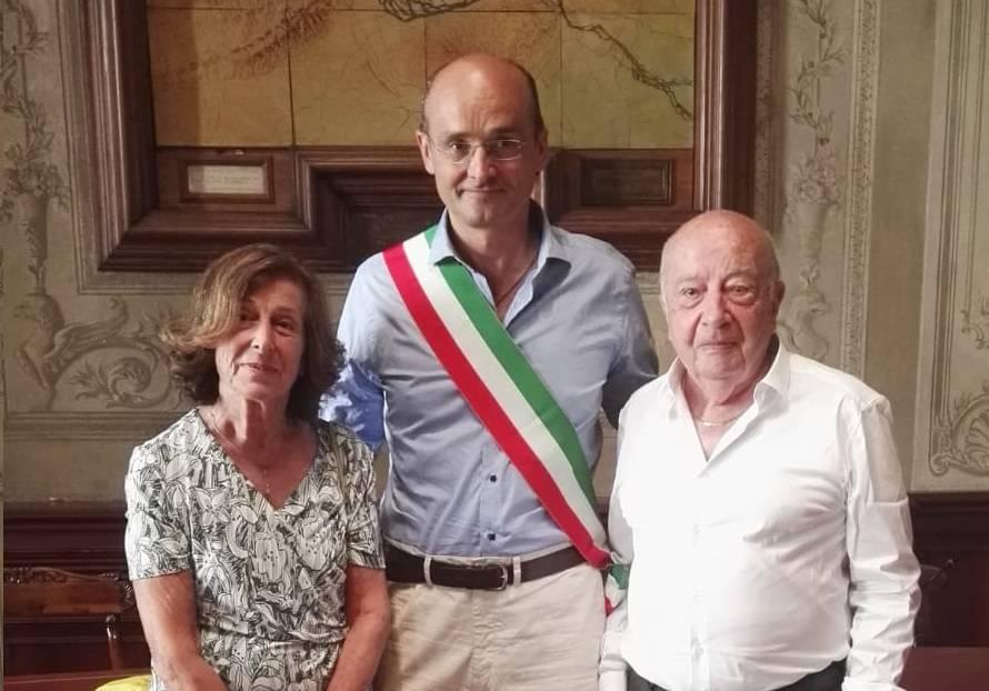 Finale Ligure Turisti Fedeli Grazia Roberto Zaniboni