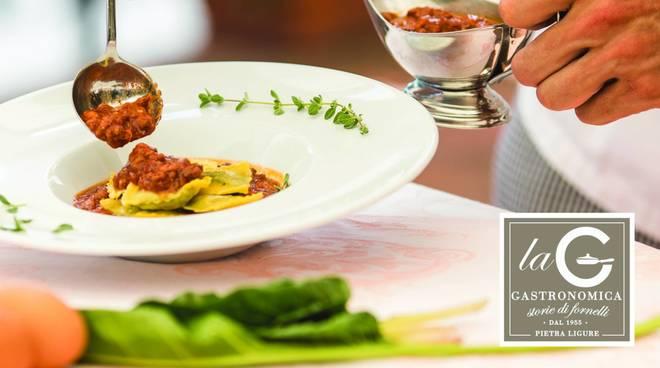 La gastronomica Pietra Ligure 2018