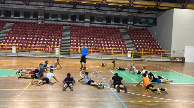 Alassio-Laigueglia PGS volley