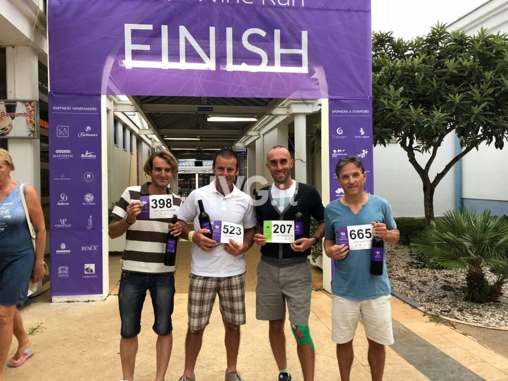 Albenga Runners Istrian Wine Run