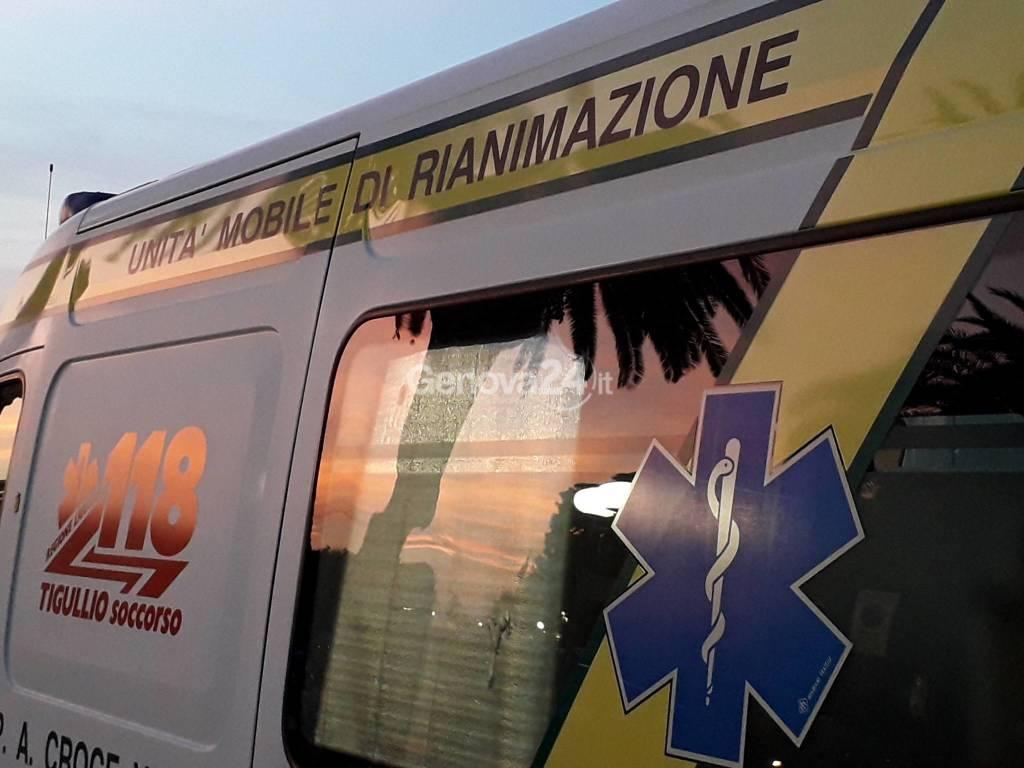 Ambulanza, automedica