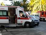 ambulanza rossa vado incidente