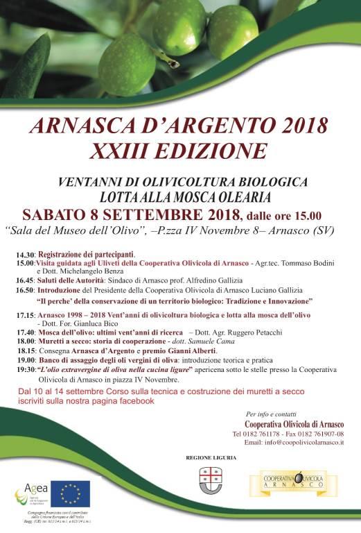 Arnasca d'Argento 2018