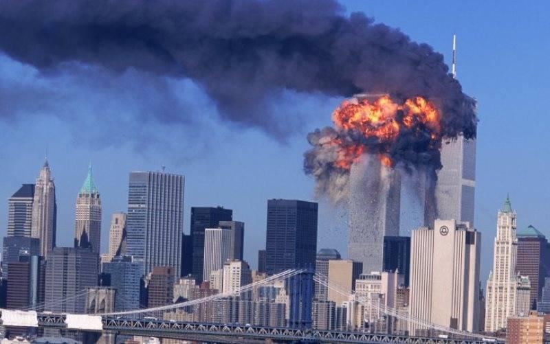 Attentato New York 11 settembre 2001