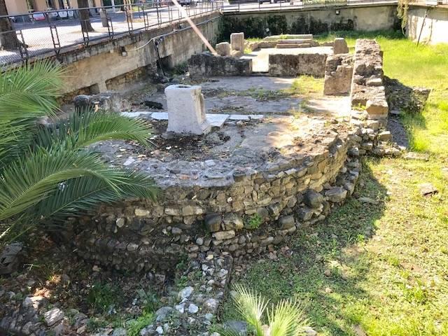Basilica Paleocristiana San Vittore sito archeologico Albenga