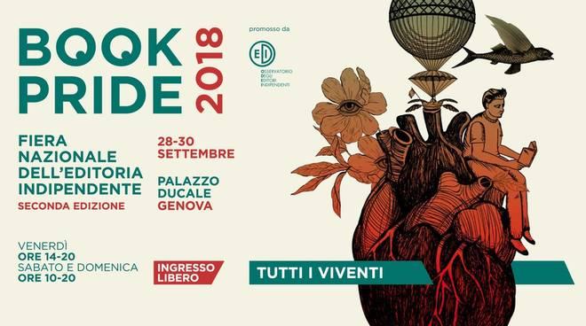 """""""Book Pride"""" Fiera Nazionale Editoria Indipendente 2018"""