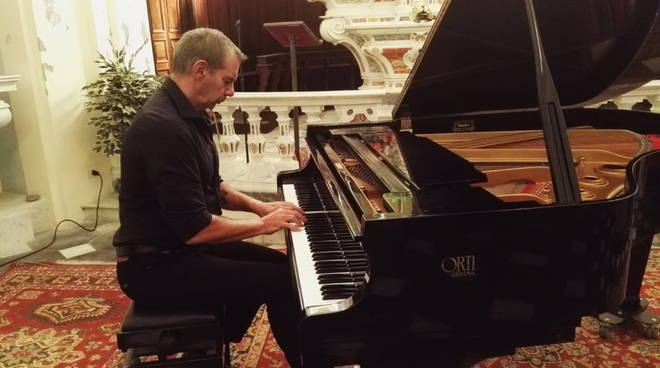 Bruno Medicina pianista