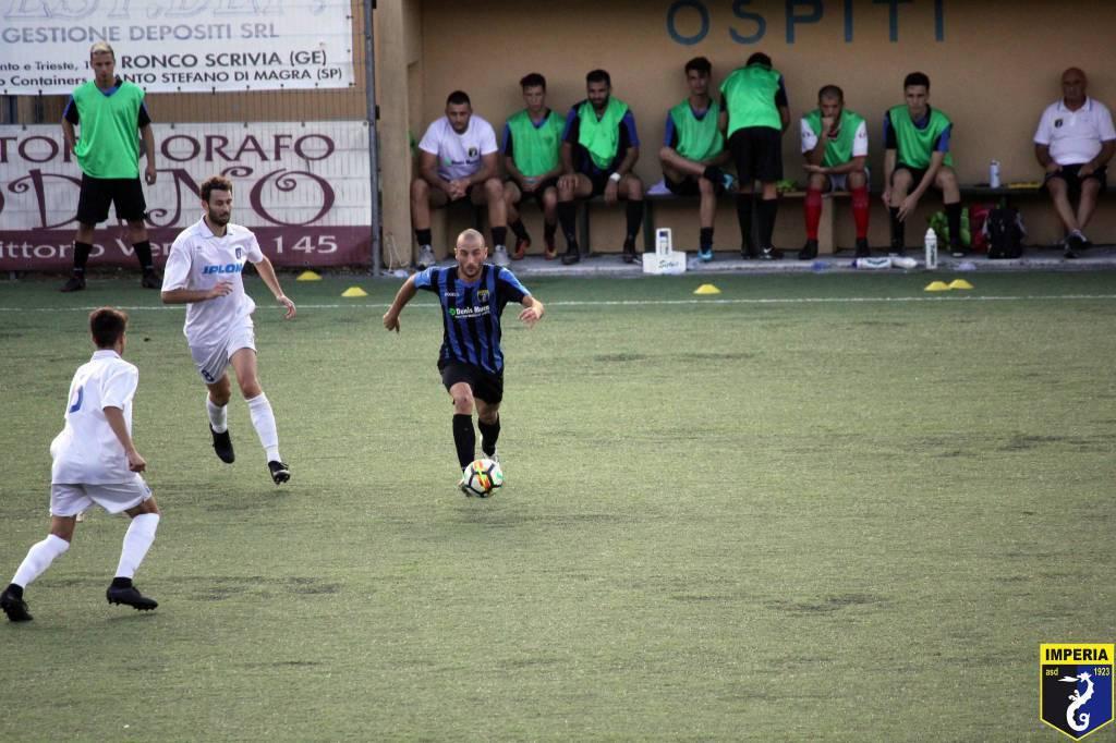 Calcio, Eccellenza: Busalla-Imperia