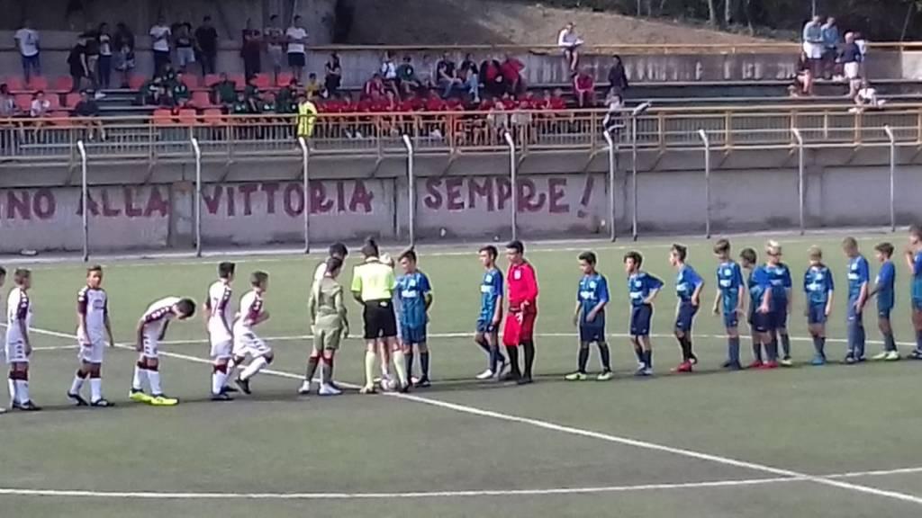 Calcio giovanile: Jogo Bonito a Legino