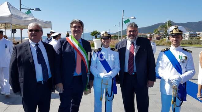 Capitaneria di Loano: arriva il nuovo comandante