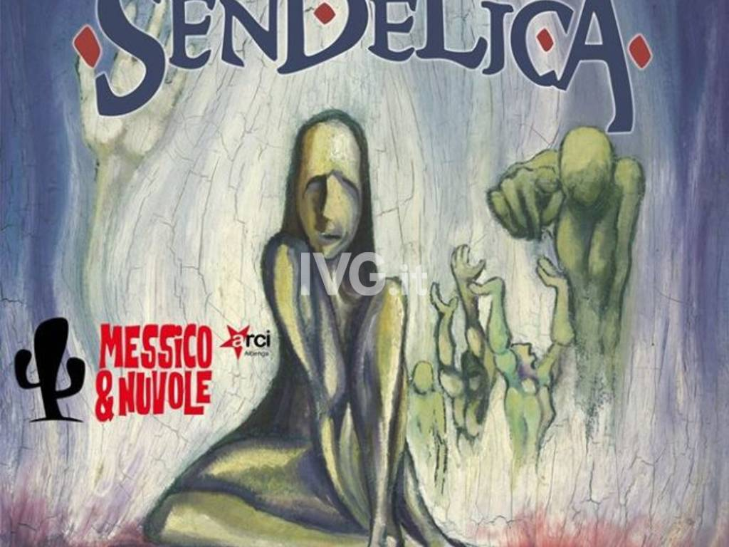 Stasera al Circolo ARCI Messico & Nuvole di Albenga: Sendelica_Live + Grigliata di fine estate