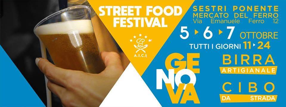 Genova Street Food Festival