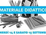 """Domani e sabato torna l\'iniziativa """"Dona la spesa – materiale didattico"""""""