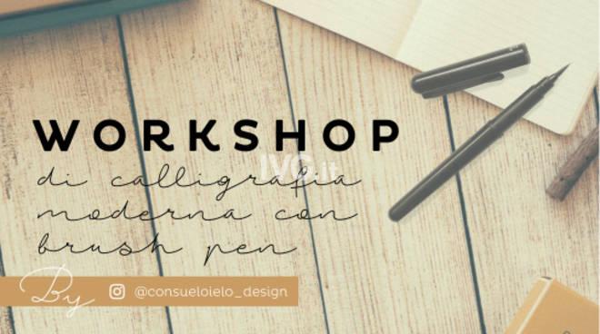 Workshop di Calligrafia moderna con Consuelo Ielo