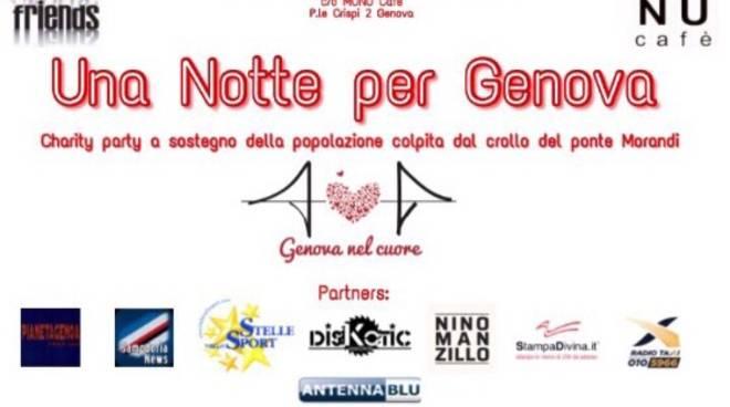 Una Notte per Genova by Friends and Monu Cafè