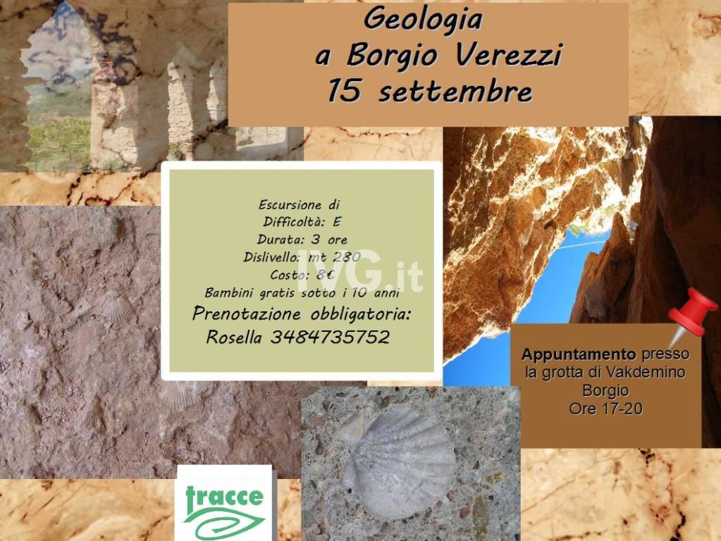 Escursione alle Grotte di Borgio Verezzi