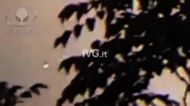 Ufo -Savona un avvistamento multiplo