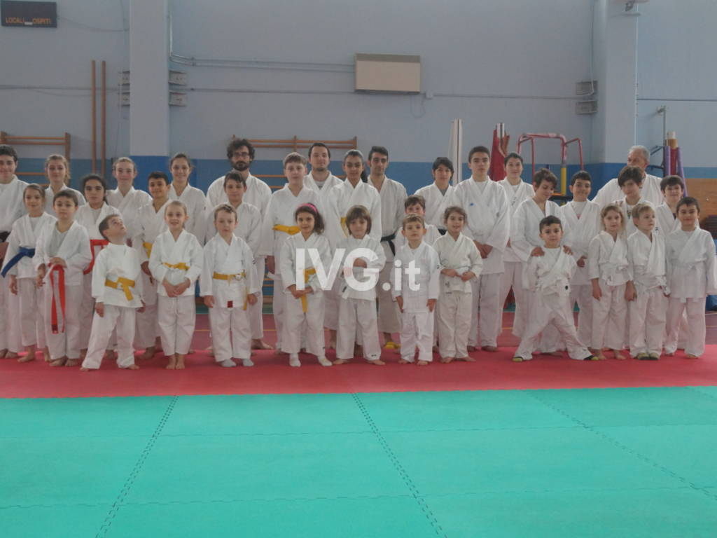 Team Laigueglia Karate: il corso smart per tutti