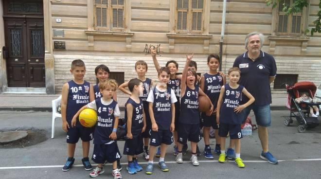 Il Finale Basket Club è pronto a cominciare la nuova stagione sportiva 2018/2019!