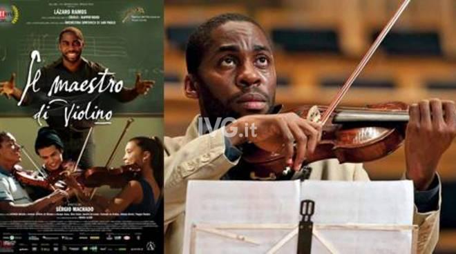 Da stasera al NuovoFilmStudio di Savona: Il maestro di violino (The violin teacher)