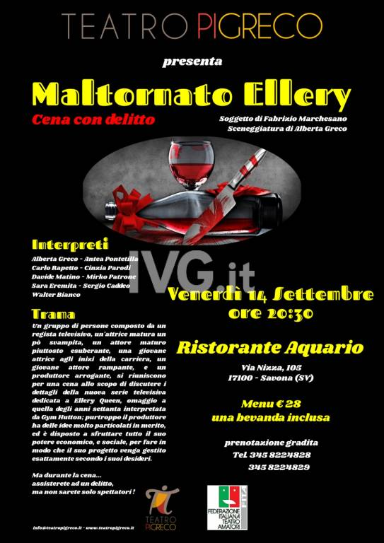 Maltornato Ellery