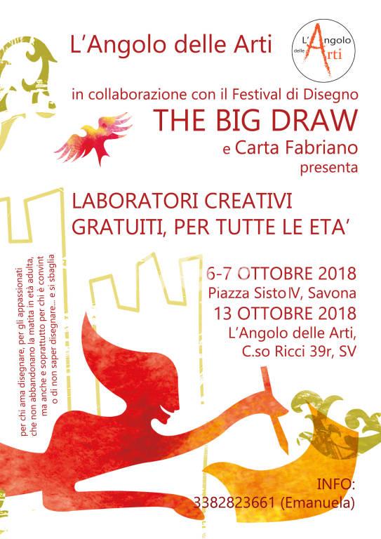 The Big Draw - festival del disegno