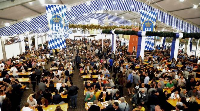 Oltre 100 mila visitatori all\'Oktoberfest di Genova e una città che vuole ripartire