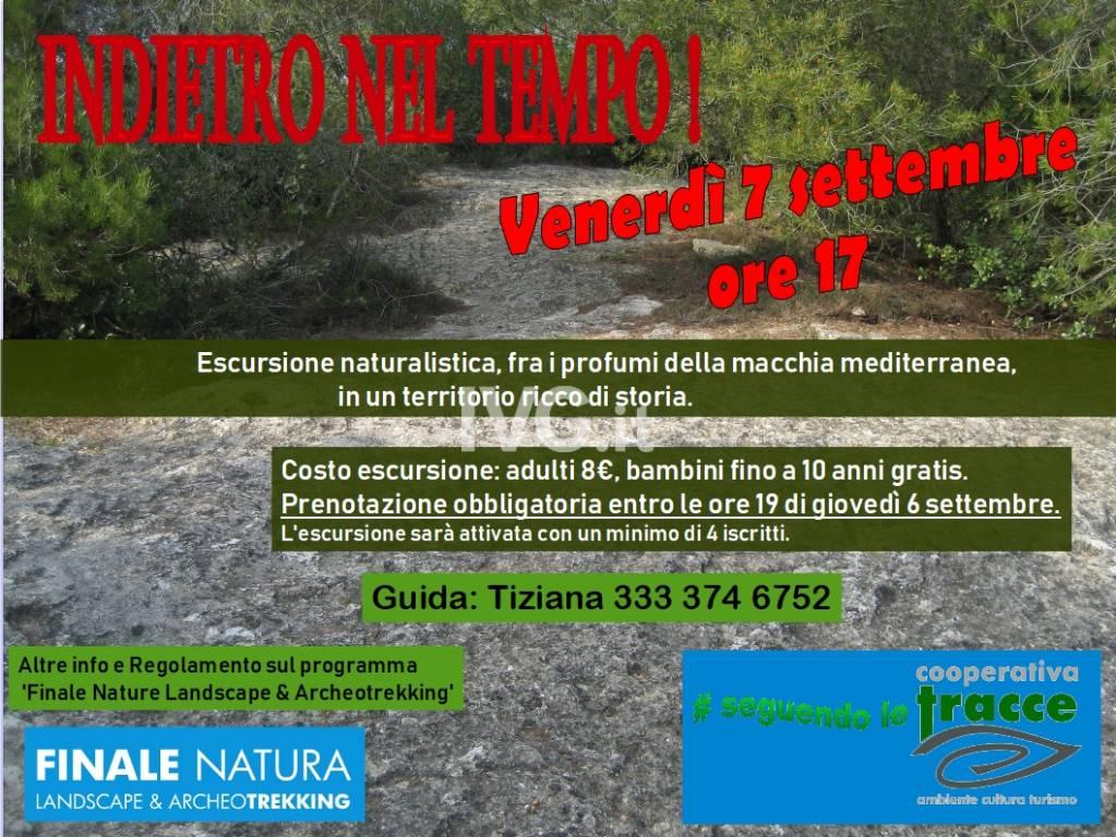 """Escursione al \""""Ciappo del Sale\"""""""