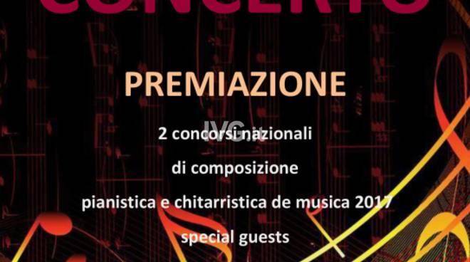 Concerto Premiazione 2018