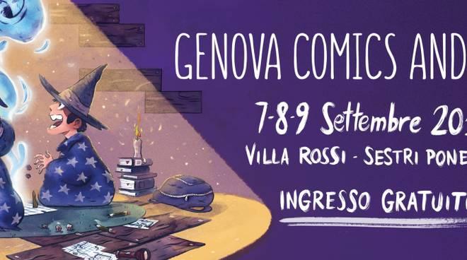 Genova Comics & Games