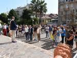 Celebrazioni nei comuni liguri in ricordo della tragedia del ponte Morandi