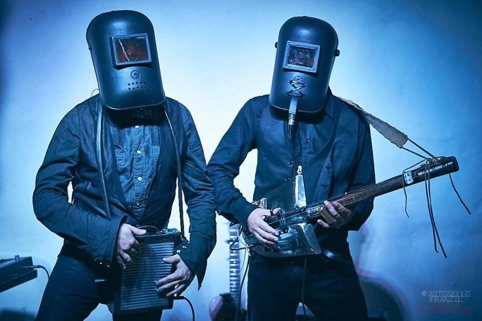The Cyborgs gruppo musicale