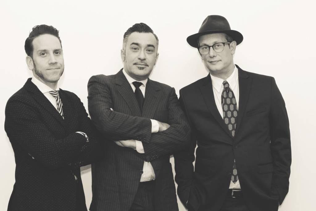 The Uppertones gruppo musicale