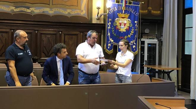 consegna buste comitato Montepegli
