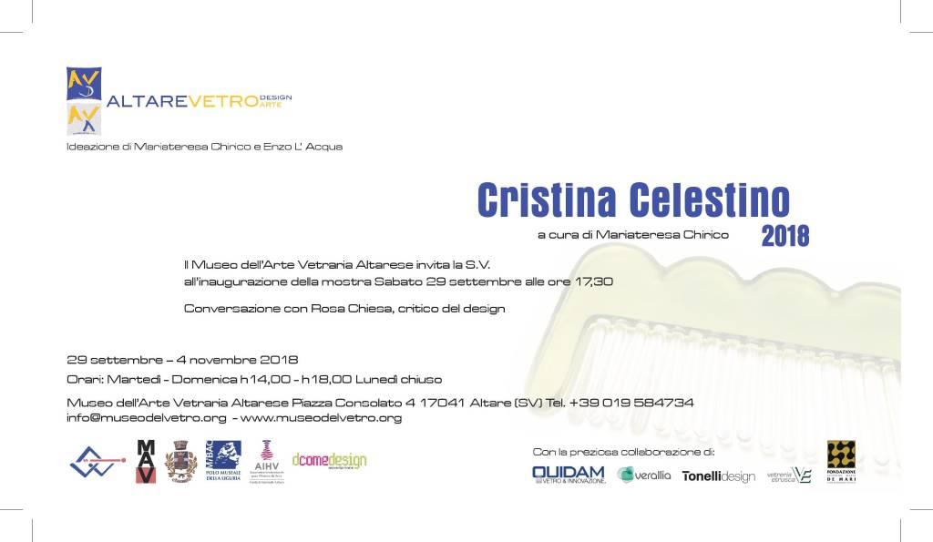 Cristina Celestino Altare Vetro Design
