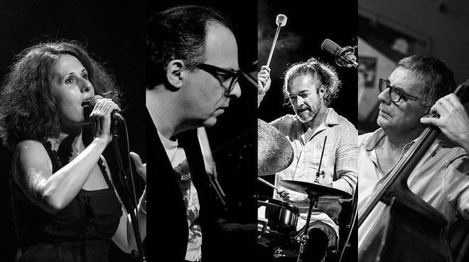 Dino Cerruti, Rodolfo Cervetto, Alessandro Collina e Marie Foessel