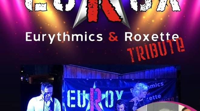 Eurox concerto settembre 2018 Vado Ligure